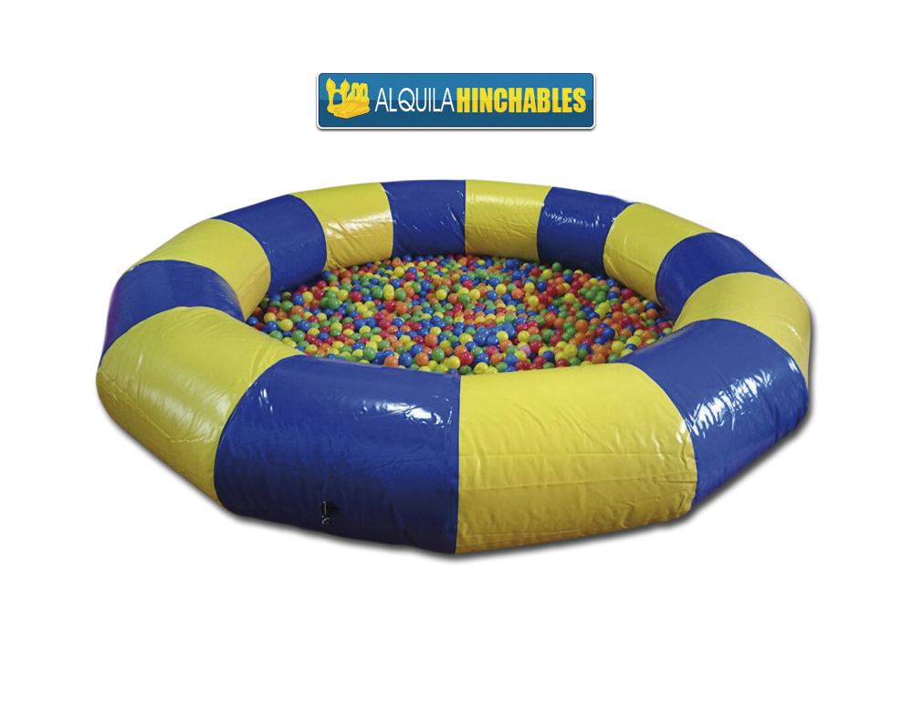 piscina de bolas grande